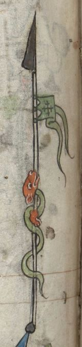 Book of Hours, use of St Omer c 1320 Add MS 36684  Folio 56v
