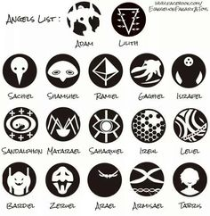 List of Angels, Neon Genesis Evangelion Neon Genesis Evangelion, Seele Tattoo, Cyberpunk, Evangelion Tattoo, Manga Anime, Anime Art, Anime Tattoos, Anime Comics, Animes Wallpapers