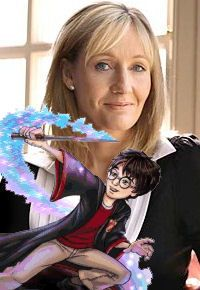 J.K. Rowling--one of many cool INFP's listed here