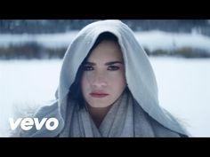 """Demi Lovato - """"Stone Cold"""" Music Video Premiere - Watch the new music video from Demi Lovato for her next single """"Stone Cold"""" off her latest album 'Confident'!"""