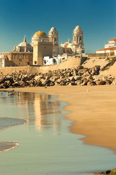Cádiz, Andalucía, Spain. Places to travel before you die.                                                                                                                                                                                 More