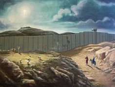 Banksy - West Bank Barrier