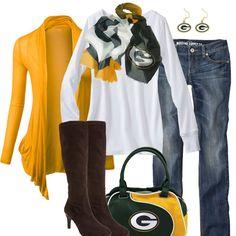 Green Bay Packers Fall Fashion
