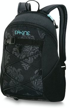 3162cb742f0 Dakine Girls Wonder Back Pack by Dakine. $20.94. Fleece lined sunglass  pocket. Mesh
