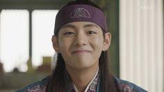 """'Hwarang' V """"It's been so amazing to be part of the Hwarang team!"""" [Hwarang: The Poet Warrior Youth] Seokjin, Namjoon, Hoseok, V Hwarang, Hwarang Taehyung, Bride Of The Water God, Korean Tv Series, Die Beatles, Fan Picture"""
