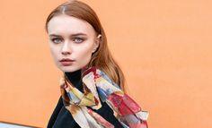 Our Romantopia scarves photo Isn't really good? #fashionscarf #scarf #infinityscarf #womenscarf