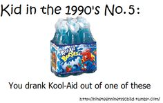 Kool Aid squeeze it 90s Childhood, Childhood Memories, Kylie, My Generation, 90s Cartoons, 90s Nostalgia, We Are Young, Oldies But Goodies, Love