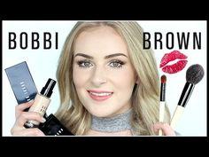 FULL FACE OF BOBBI BROWN // Easy Everyday Makeup! - YouTube