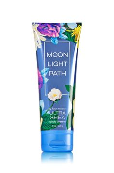 Bath Body Works Moonlight Path Ultra Shea Body Cream 8 Once Tube Bath Body Works, Bath N Body, Cream Baths, Ultra Shea Body Cream, Body Gel, Cosmetic Design, Perfume, Bath And Bodyworks, L'oréal Paris