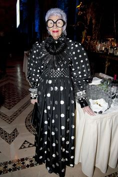 Iris Apfel's Best Style Moments - Pret-a-Reporter