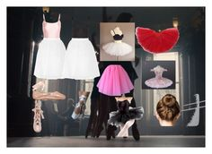"""ballet"" by kahsponchiado on Polyvore featuring Ballet Beautiful"