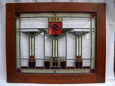 <3 Craftsman Stained Glass