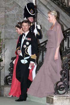 Princess Mary - The Wedding Of Princess Madeleine & Christopher O'Neill