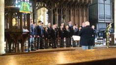 Newark Parish Church Of St Mary Magdalene - Cambridge Kiwanis Boy's Choi...