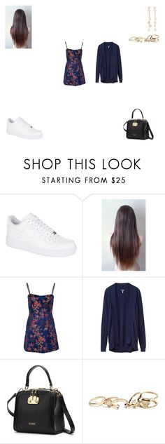 """Untitled #179"" by monroden on Polyvore featuring NIKE, Joules, GUESS e Arme De L'Amour"
