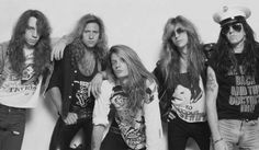 Skid Row - Youth Gone Wild - 1989 – Rock My Life