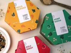 Packaging of the World is a package design inspiration archive showcasing the best, most interesting and creative work worldwide. Food Packaging Design, Packaging Design Inspiration, Branding Design, Coffee Packaging, Bottle Packaging, Corporate Design, Kraft Packaging, Candle Packaging, Packaging Ideas