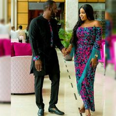 The most classic collection of beautiful traditional and ankara styles and designs for couples. These ankara styles collections are meant for beautiful African ankara couples African Men Fashion, African Fashion Dresses, African Attire, African Wear, African Women, African Dress, Fashion Outfits, Ankara Fashion, Women's Fashion