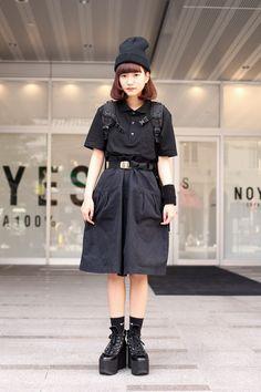 【ストリートスナップ】@Street of Osaka Fashionsnap.com | Fashionsnap.com