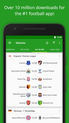 Soccer Scores Pro - FotMob v46.0.2512   Soccer Scores Pro - FotMob v46.0.2512Requirements:4.0.3Overview:The #1 football app offering real time scores news and breaking news notifications from your favorite teams. FotMob covers Premier League Championship League 1&2 National North&South La Liga Bundesliga Champions League and all the major leagues and tournaments in the world over 200 leagues in total!  Over 10000000 people already installed FotMob. Join them now and experience:  Livescores…
