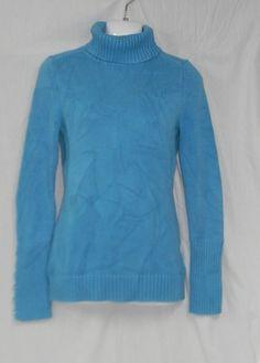 Small Banana Republic Sweater Womens Small Sweater Blue Womens Small Top ~~~~~~~  $19.99