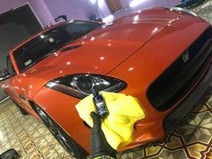You want a maximum protection for your vehicle?? Ceramic Treatment Call us 787.423.3084   #EcosteamCarDetailng  #Pearlnano