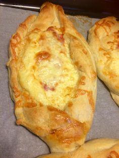 Finger Food Appetizers, Finger Foods, Appetizer Recipes, Mediterranean Recipes, Greek Recipes, Cauliflower, Pizza, Bread, Vegetables