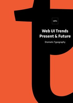 Free ebook on typography UI trends   UX   Creative Bloq