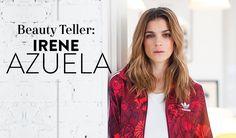 #BeautyTeller: Irene Azuela - Conoce algunos de los secretos de belleza de Irene Azuela para la entrevista completa no te pierdas la revista de The Beauty Effect de septiembre.