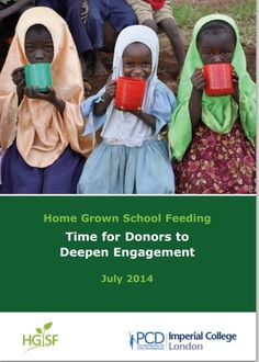 Hungry to learn: The rise of Home Grown School Feeding