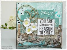 Marta Lapkowska: Be awesome and smile ! 3 ScrapFX projects