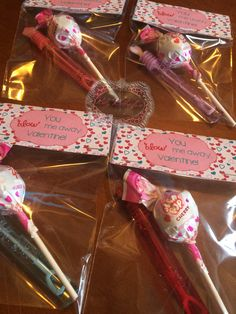 13 Best Valentines Day Kids Class Gifts Images On Pinterest