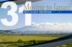 moving to Japan, packing for Japan, Mt. Fuji, Fujisan