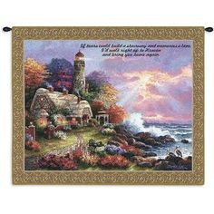 Pure Country Weavers Heaven's Light Tapestry