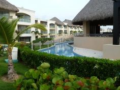 Float your cares away on the Lazy River at the Hard Rock Punta Cana