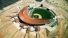 3Arquitectura_Estádio, Sonora, México