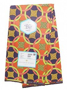Wax Printed Fabrics - West African Styles - Empire Textiles