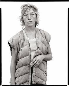 Debbie McClendon, Carney, Thermopolis, Wyoming, July 29, 1981 | Portfolio: In The American West | PORTRAITS | Archive