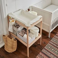Furniture 038 Furnishing ideas for your home W ideas . Baby Bedroom, Baby Boy Rooms, Baby Boy Nurseries, Baby Room Decor, Baby Cribs, Nursery Room, Small Baby Nursery, Ikea Baby Room, Ikea Baby Nursery
