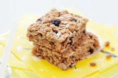 Get the kids in the kitchen to make this wholesome treat for their school lunchbox.