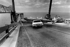 Skyway disaster;  It was 35 years ago Sat. when a freighter hit the Sunshine Skyway Bridge, causing a part of it to collapse. Thirty-five people died in the accident.