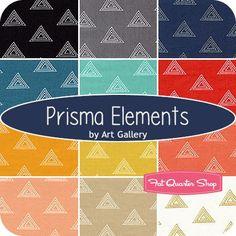 Prisma Elements Fat Quarter BundleArt Gallery Fabrics - Art Gallery Fabrics   Fat Quarter Shop