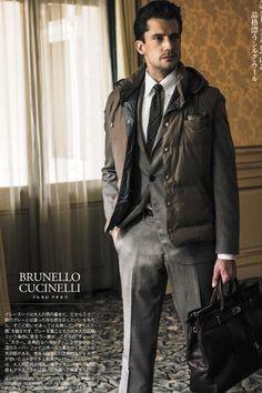 Men's Style !! #menstyle #menswear #cucinelli #suits