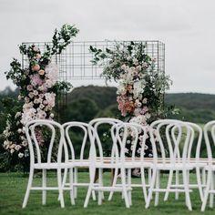 "177 lượt thích, 7 bình luận - Hampton Event Hire (@hamptoneventhire) trên Instagram: ""Incredible wedding ceremony via @ruffledblog under a ceiling full of stars ✨Designed by…"""