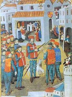 Les croisades | L'Histoire de France Les Vénitiens détournent la croisade vers Constantinople