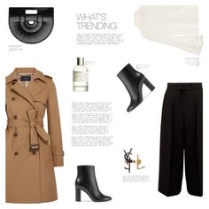 WHAT'S TRENDING - TRENCH COATS by canvas-moods