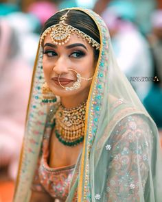 Wedding Guest Style, Wedding Looks, Wedding Wear, Bridal Style, Indian Bridal Outfits, Pakistani Bridal Dresses, Punjabi Wedding, Wedding Necklace Set, Perfect Couple