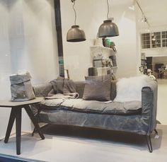 Shop Interiors, Interior Shop, Lounge, Couch, Store, Vienna, Furniture, Live, Home Decor