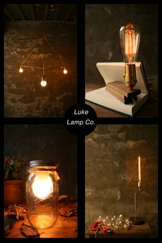 Luke Lamp Co. #Lighting