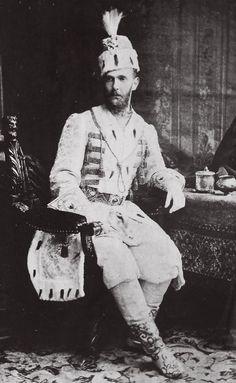 Grand Duke Sergei Alexandrovich